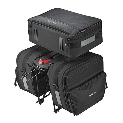 KLICKFIX set de voyage GTA avec adaptateur 2018 Sacs pour porte-bagages oMqOGnA